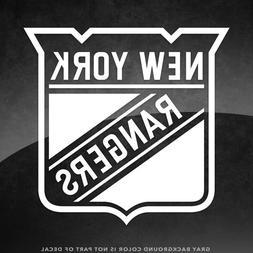 "New York Rangers Vinyl Decal Sticker - 4"" and Larger - 30+ C"
