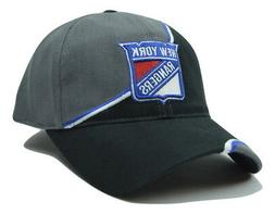 New York Rangers American Needle Voodoo NHL Adjustable Hocke