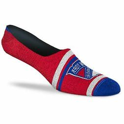 New York Rangers For Bare Feet Women's Cruisin' No-Show Sock