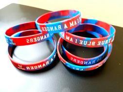 New York Rangers Wristband