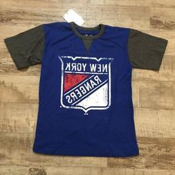 NEW - Youth  NHL New York Rangers Boys T Shirt