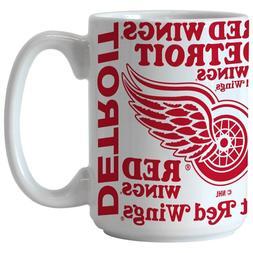 NHL 15oz Spirit Coffee Mugs