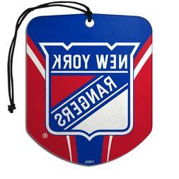 Team ProMark NHL New York Rangers 2-Pack Air Freshener 2-4 D
