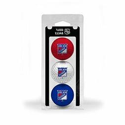 NHL New York Rangers 3 Ball Clam