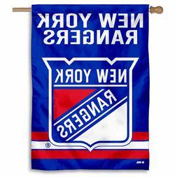 NHL New York Rangers House Flag and Banner