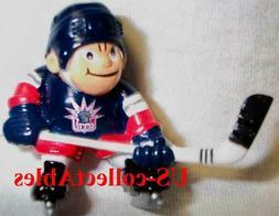NHL New York Rangers Lil Sports Brat Hockey Keychain Unique