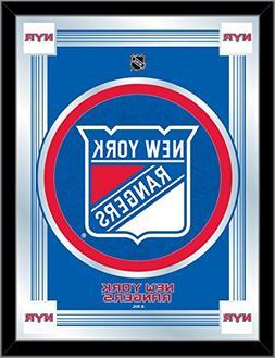 New York Rangers Holland Bar Stool Co. Collector Blue Logo M