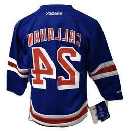 Reebok NHL New York Rangers Ryan Callahan Little Kids Replic