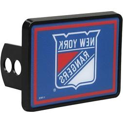 NHL New York Rangers Trailer Hitch Cap Cover Universal Fit b