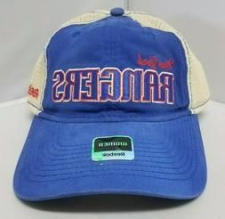 NHL Reebok New York Rangers Vintage Women's Adjustable Hat