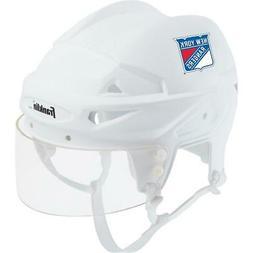 Franklin Sports NHL New York Rangers Mini Player Helmet