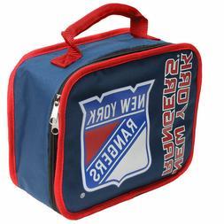Northwest NHL Football Lunchbox New York Rangers Insulated L