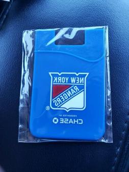 nyr new york rangers silicone credit card