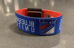 Zox Strap New York Rangers Blueshirts United New Blue NHL Ho